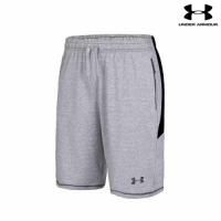 Under Armour Men's Grey Running Training Gym Sport Short