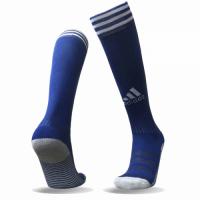 Adidas Copa Zone Cushion Soccer Socks-Blue