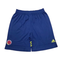 2019 Colombia Home Navy Soccer Jerseys Short