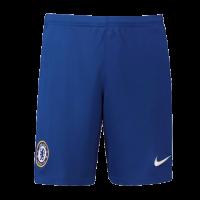 19-20 Chelsea Home Blue Soccer Jerseys Short