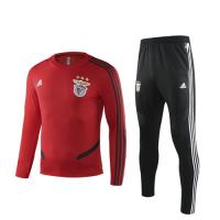 19/20 Benfica Red Sweat Shirt Kit(Top+Trouser)