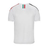 19/20 AC Milan Away White Soccer Jerseys Shirt