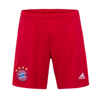 19-20 Bayern Munich Home Red Jerseys Kit(Shirt+Short)