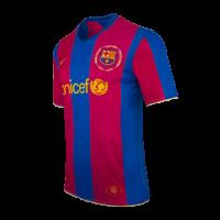 07-08 Barcelona Home 50-Yeas Anniversary Retro Jersey Shirt