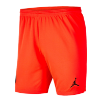 19/20 PSG JORDAN Away Red&Orange Soccer Jerseys Kit(Shirt+Short)