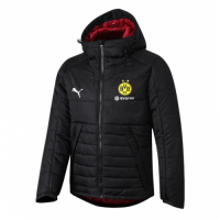19/20 Borussia Dortmund Black Winter Training Jacket