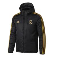 19/20 Real Madrid Black Winter Training Jacket