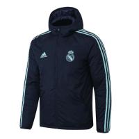 19/20 Real Madrid Dark Gray Winter Training Jacket