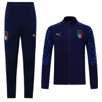 2019 Italy All Navy Training Kit(Jacket+Trouser)