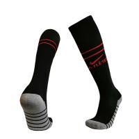 19-20 Atletico Madrid Away Black Soccer Jerseys Kit(Shirt+Short+Socks)