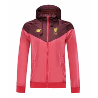 19-20 Liverpool Red Woven Windrunner
