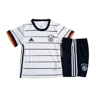 Germany Kids Soccer Jersey Home Kit (Shirt+Short) 2021
