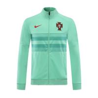 2020 Portugal Green Player Version Tranining Jacket