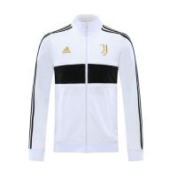 20/21 Juventus White High Neck Player Version Training Jacket