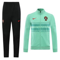 2020 Portugal Green Player Version Training Kit(Jacket+Trouser)