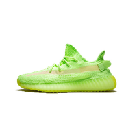 "Yeezy 350 V2 ""Glow In The Dark"" Cleat-Fluorescent Green&Orange"