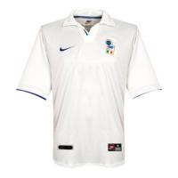 Italy Retro Soccer Jersey Away Replica World Cup 1998