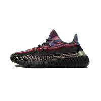 "Yeezy 350 V2 ""Yecheil"" Cleat-Black&Blue&Purple"