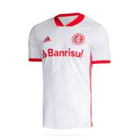 20/21 SC Internacional Away White Soccer Jerseys Shirt