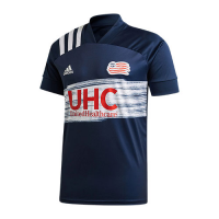 2020 New England Revolution Home Navy Soccer Jerseys Shirt