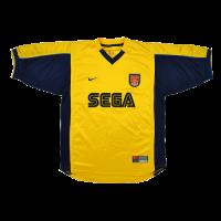 Arsenal Soccer Jersey Away Retro Replica 1999/00
