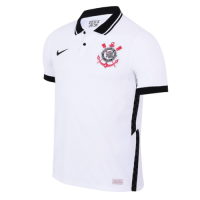 20/21 SC Corinthians Home White Jerseys Shirt