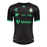 Santos Laguna Soccer Jersey Away Replica 2020/21