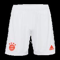 20/21 Bayern Munich Away White Jerseys Short