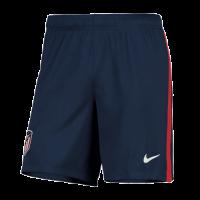 20/21 Atletico Madrid Home Navy Jerseys Short