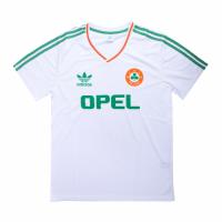 Ireland Retro Soccer Jersey Away Replica World Cup 1990