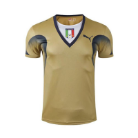 Italy Retro Soccer Jersey Goalkeeper Replica World Cup 2006