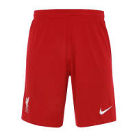 20/21 Liverpool Home Red Soccer Jerseys Short