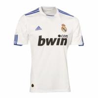 Real Madrid Retro Soccer Jersey Home Replica 2010/11