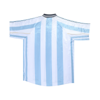 Argentina Retro Soccer Jersey Home Replica World Cup 1998