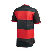 20/21 CR Flamengo Home Red&Black Soccer Jerseys Shirt