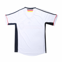 Germany Retro Soccer Jersey Home Replica World Cup 1998