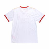 85/86 Liverpool Third Away White Retro Jerseys Shirt