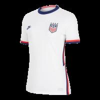USA Women's Soccer Jersey Home Four Stars 2020