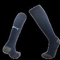 20/21 Marseilles Away Navy Soccer Jerseys Socks