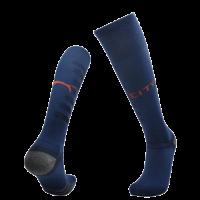 20/21 Manchester City Away Navy Jerseys Socks