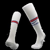 20/21 PSG Away White Soccer Jerseys Socks