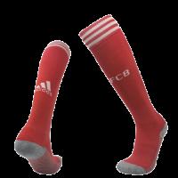 20/21 Bayern Munich Home Red Jerseys Socks