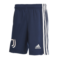 20/21 Juventus Away Navy Soccer Jerseys Short