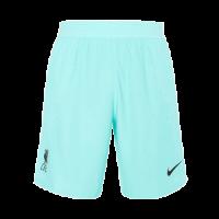 20/21 Liverpool Away Green Soccer Jerseys Whole Kit(Shirt+Short+Socks)
