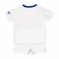 20/21 PSG Away White Children's Jerseys Kit(Shirt+Short)
