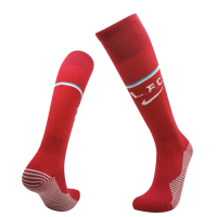 20/21 Liverpool Home Red Soccer Jerseys Socks