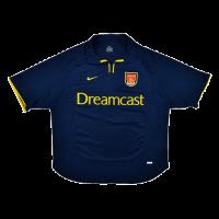 00/02 Arsenal Away Black Retro Jerseys Shirt