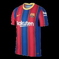 La Liga Barcelona Soccer Jersey Home Replica 20/21