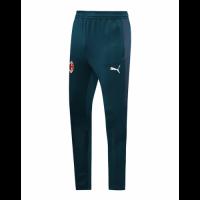 20/21 AC Milan Blue Training Trousers