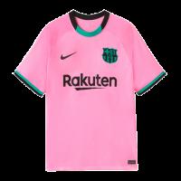 Barcelona Soccer Jersey Third Away Replica 20/21